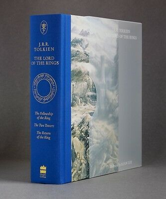 The Lord of the Rings (Hardcover), Tolkien, J. R. R., Lee, Alan, 9780007525546