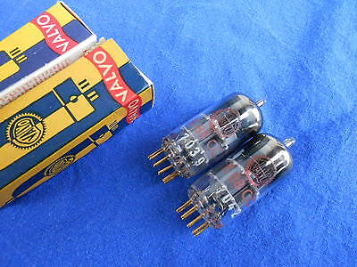 2 x  E 88 CC  VALVO Red Series 7L1 Code  made in Germany