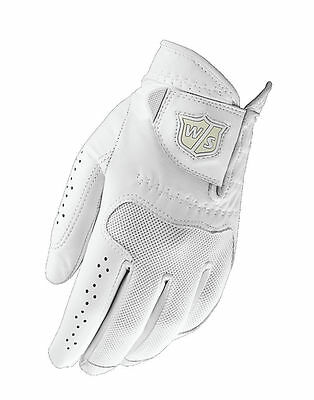 (4) Wilson Staff Ladies Conform Perfect Fit SMALL Golf Gloves LH