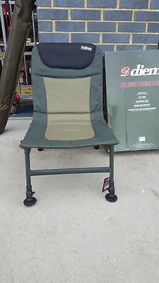 Brand New Diem Session carp Fishing Chair Padded