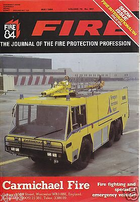 FIRE Journal - MAY 1984
