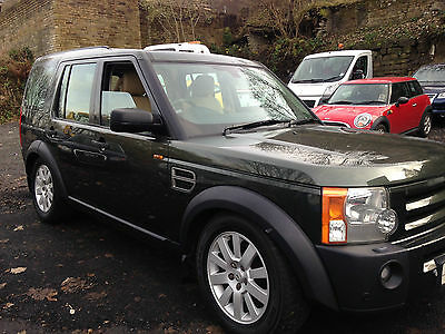 2004 Land Rover Discovery 3 Tdv6 Auto Green Spares Or Repair