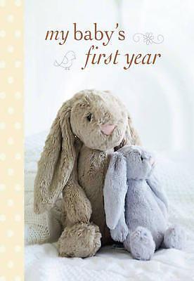 My Baby's First Year (Baby Record Books) by Ryland Peters & Small | Hardcover Bo