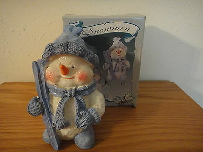 Christmas Collection Snowmen Item No. 5322