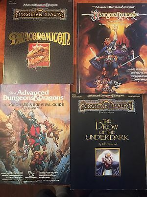 Dungeons and Dragons & Forgotten realms lot