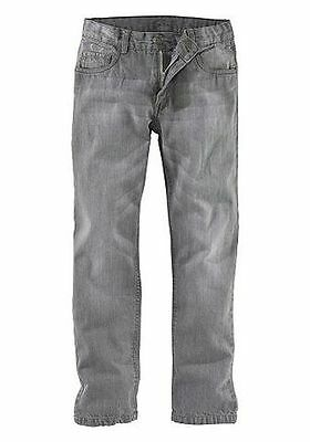 K5°9897 Tolle Jeans Von Buffalo In Grey Denim Gr. 134