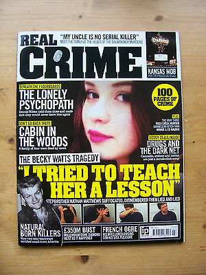 Real Crime Magazine - Issue 7 - Mint