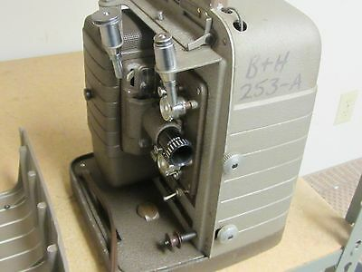 Antique Bell & Howell Model 253-A 8mm Film Movie Projector