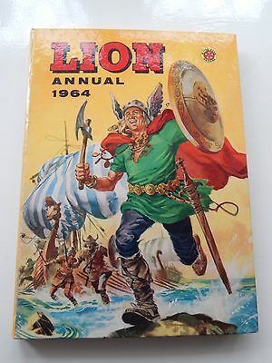 Lion Annual 1964 - Unclipped