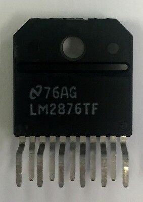 Texas Instrument LM2876TF IC