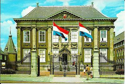 The Hague - Maurithuis - Unposted Postcard