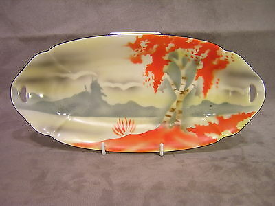 E.S. Germany Prov Saxe Germany Relish Dish ~ Erdmann Schlegelmilch