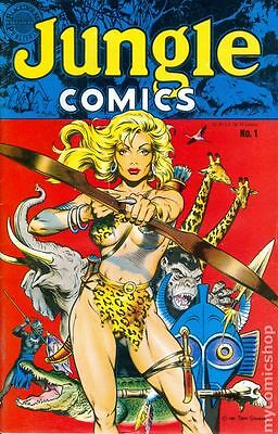 Jungle Comics (1988 Blackthorne) #1 FN 6.0