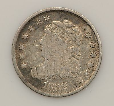 1832 Capped Bust Silver Half Dime *G39
