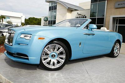 2017 Rolls-Royce Dawn  2017 Rolls Royce Dawn