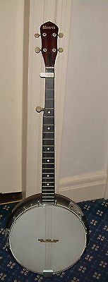 Banjo Large 39 inches . Morris Musical Instrument Excellent condition.