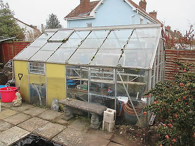 Greenhouse  12ft x 8ft