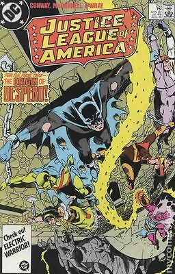 Justice League of America (1960 1st Series) #253 VF