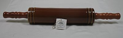 Tender Heart Treasures Rolling Pin/Cooking Roller 104949 New NO BOX