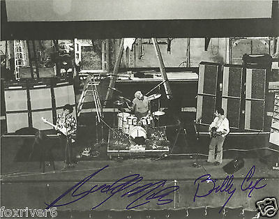 BUDDY MILES & BILLY COX Signed Photograph Jimi Hendrix 'Band Of Gypsys' preprint