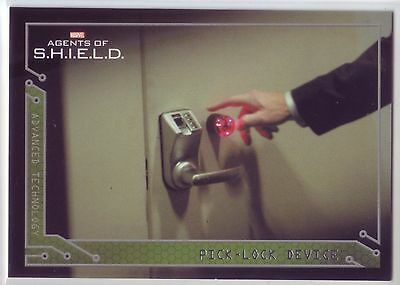 Rittenhouse Rewards Agents of Shield Advance Technology #AT10 Pick Lock Device