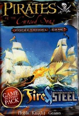WizKids Pirates CSG Pirates of the Cursed Seas - Fire & Steel Pack SW