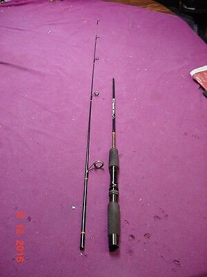 Vintage Shakespeare Ugly Stik 5 ft 6 Inch Light Action Spinning Rod Made in USA