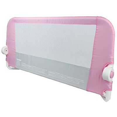 Lindam Easy Fit Bed Guard Pink