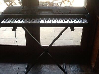 Casio cTK-700 Keyboard With Stand (digital Electronic Piano)