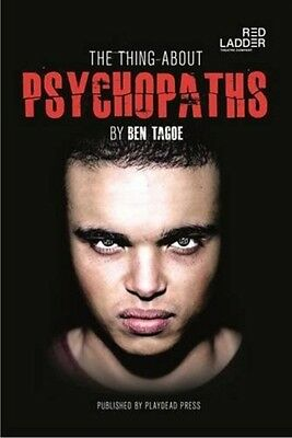 THING ABOUT PSYCHOPATHS, Tagoe, Ben, 9780957526662