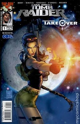 Tomb Raider Takeover (2004) #1 VF