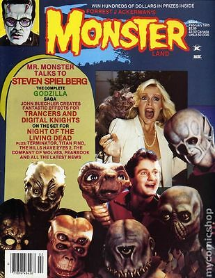 Monsterland (1985) #1 FN+ 6.5