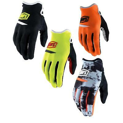 100% Prozent Ridecamp Handschuhe Clarino MTB DH MX Motocross Enduro Offroad Quad