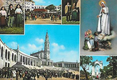Fatima - Views  - Posted Postcard