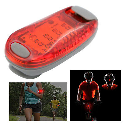 Mini 5 LED Light Clip Belt Running Cycling Jogging Pet Safety Lamp Multifunction