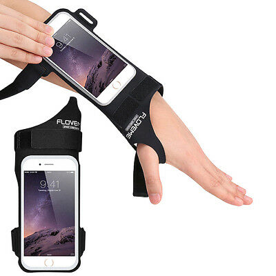 Universal Waterproof Wrist Armband Cycling Case fit iPhone 6 Plus 7 Plus / 5.5""