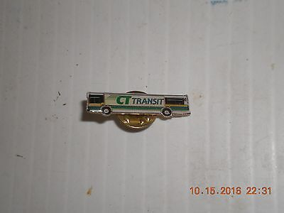 CT Transit Hat Pin