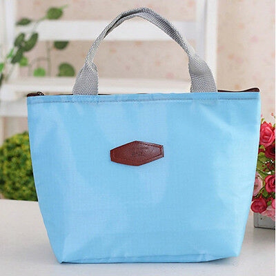 Waterproof Portable Picnic Insulated Food Storage Box Tote Lunch Bag NEW1NEW1