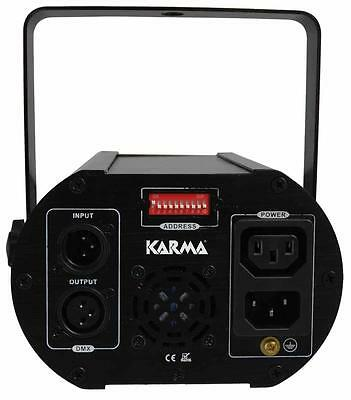 Karma LASER 100X - Spotlight Laser red 100 mW, DMX, 150x100x153 mm AU