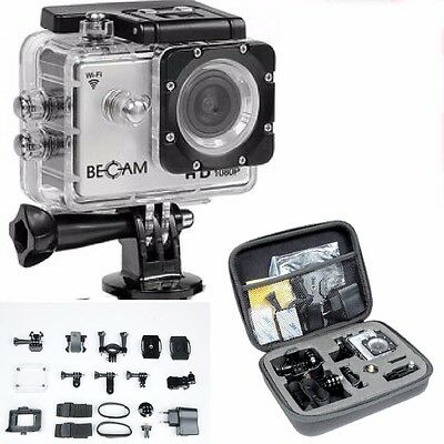 DE action camera Becam by Best Divers equipped new 2016 november