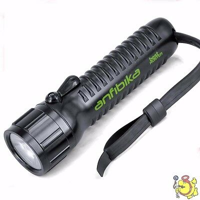 Best Divers   Best Hunter Torch Anfibika Black Aio377...de