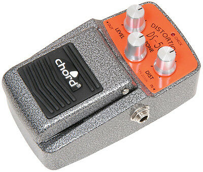 Chord DS-50 Distortion Effects Pedal (174.201UK)