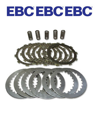 Suzuki RM125 2002 EBC Clutch Kit: Friction Plates, Steels & Springs (8569841)