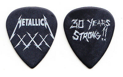 Metallica 30th Anniversary XXX 30 Years Strong!! Guitar Pick - Dunlop Reissue