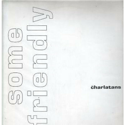 CHARLATANS (UK GROUP) Some Friendly LP VINYL 10 Track With Inner In Limited Wh