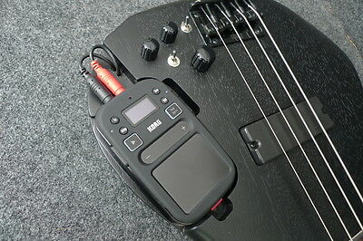IBANEZ SRKP4 4 STRING ELECTRIC BASS GUITAR with Korg Mini Kaoss Pad 2 EFFECTS
