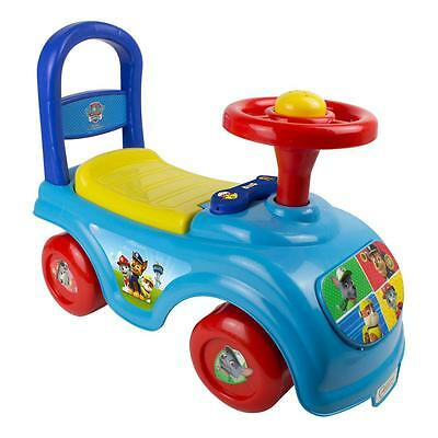 PAW PATROL My First Ride-on with Push Bar (OPAW067)