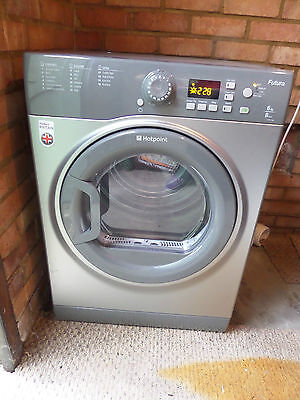 Hotpoint Futura 6kg Freestanding Tumble Dryer - Graphite  *free local delivery*