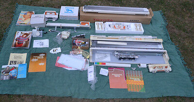 Toyota KS901 Knitting Machine With Many Accessories Job Lot FREE DELIVERY