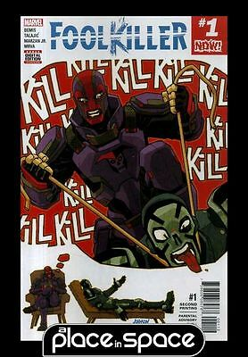 Foolkiller, Vol. 3 #1 - 2Nd Printing (Wk49)